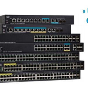 Cisco 350X series