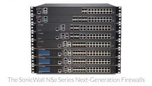 Sonicwall NSA series