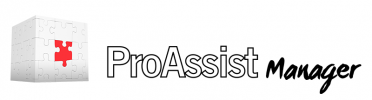 ProAssist Manager logo